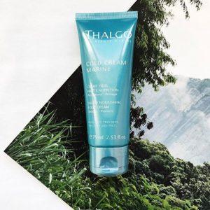 thalgo cold cream peau sèche